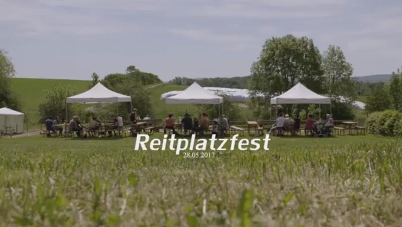 Reitplatzfest Fröttstädt am 28.05.2017