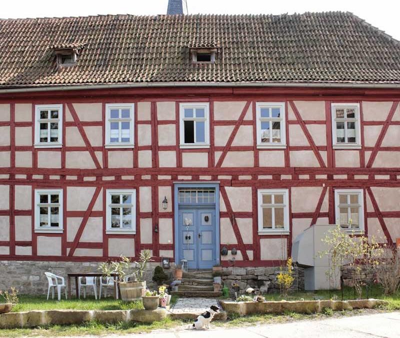 Ferienwohnungen in Thüringen